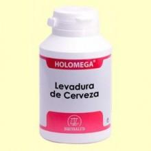 Holomega Levadura de Cerveza - 180 cápsulas - Equisalud