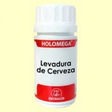 Holomega Levadura de Cerveza - 50 cápsulas - Equisalud
