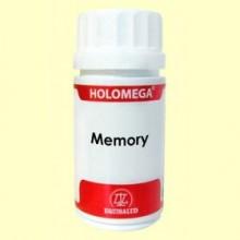 Holomega Memory - 50 cápsulas - Equisalud