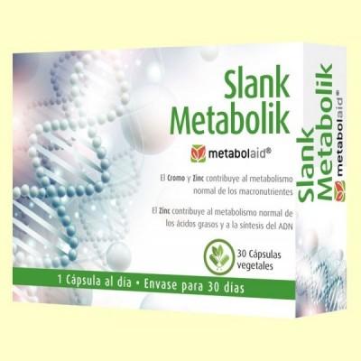 Slank Metabolik - 30 cápsulas - Espadiet