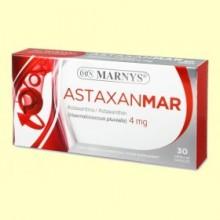 Astaxanmar - 30 cápsulas - Marnys
