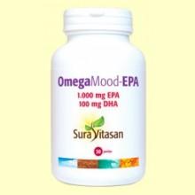 Omega Mood-Epa - 30 perlas - Sura Vitasan