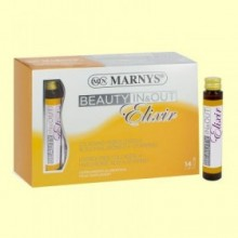 Beauty In & Out Elixir - 14 viales - Marnys