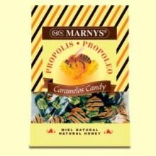 Caramelos de Propóleo y Miel - 60 gramos - Marnys