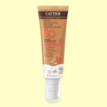 Spray protección solar SPF50 - 125 ml - Cattier