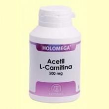 Holomega Acetil L Carnitina - 180 cápsulas - Equisalud