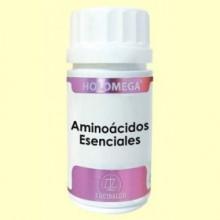 Holomega Aminoácidos Esenciales - 50 cápsulas - Equisalud