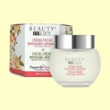 Crema Facial Revitalizante Reparadora Beauty In&Out - 50 ml - Marnys