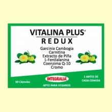 Vitalina Plus Redux - 60 cápsulas - Integralia