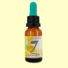 Complejo Floral Bio Fórmula 7 - Mujeres - 20 ml - Marnys