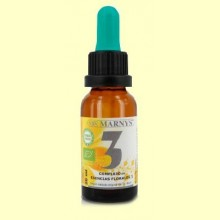 Complejo Floral Bio Fórmula 3 - Intensidad - 20 ml - Marnys