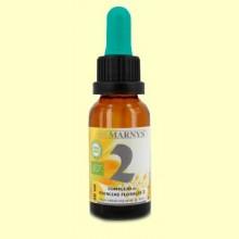 Complejo Floral Bio Fórmula 2 - Ilusión - 20 ml - Marnys