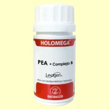 Holomega Pea y Complejo B - 50 cápsulas - Equisalud
