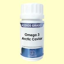 Omega 3 Arctic Caviar - 50 cápsulas - Equisalud