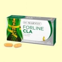 Forline CLA - 45 cápsulas - Marnys