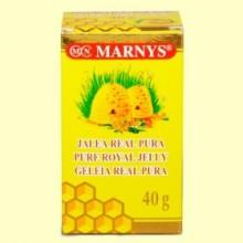 Jalea Real Pura - 40 gramos - Marnys
