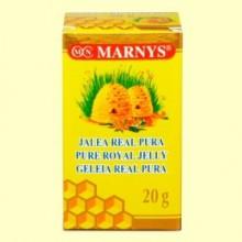 Jalea Real Pura - 20 gramos - Marnys