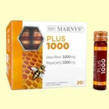 Jalea Real Plus 1000 - 20 viales - Marnys