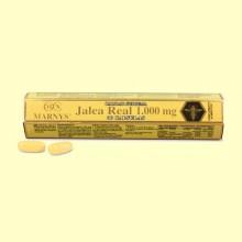 Jalea Real con Lecitina - 30 cápsulas - Marnys