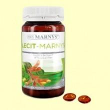 Lecit-Marnys Lecitina de Soja - 150 cápsulas - Marnys