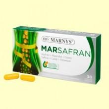 Marsafran - 30 cápsulas - Marnys