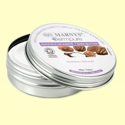 Manteca de Karité Bio - 100 gramos - Marnys
