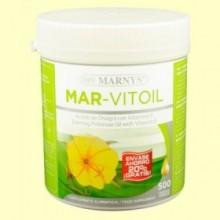 Mar-Vitoil Aceite de Onagra - 500 cápsulas - Marnys