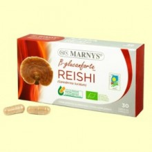 Reishi BIO - Línea B-glucanforte - Marnys - 30 cápsulas