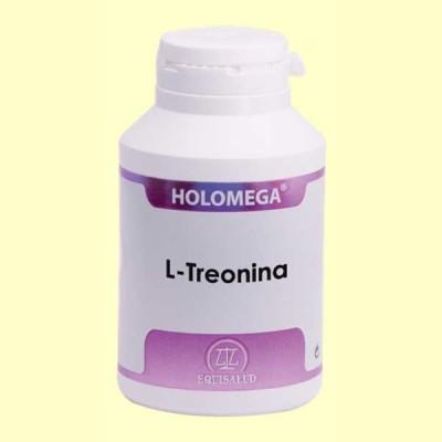 Holomega L-Treonina - 180 cápsulas - Equisalud