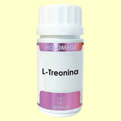 Holomega L-Treonina - 50 cápsulas - Equisalud