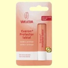 Protector Labial Everon F4 - 4 gramos - Weleda