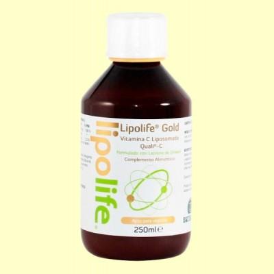 Lipolife Gold - Vitamina C - 250 ml - Equisalud