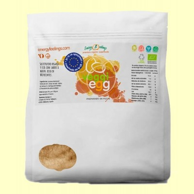 Veggiegg Eco XL Pack - 500 gramos - Energy Feelings