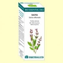 Aceite Esencial Bio de Salvia - 10 ml - Equisalud