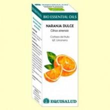 Aceite Esencial Bio de Naranja Dulce - 10 ml - Equisalud