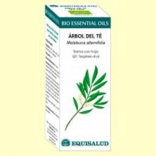 Aceite Esencial Bio de Arbol del Té - 10 ml - Equisalud