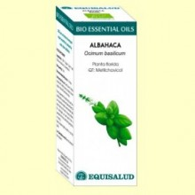 Aceite Esencial Bio de Albahaca - 10 ml - Equisalud