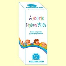 Arcoíris Digiben Kids - 250 ml - Equisalud