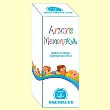 Arcoíris Memory Kids - 250 ml - Equisalud