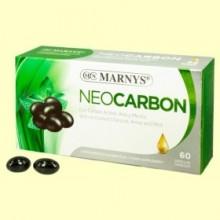 Neocarbon - 60 cápsulas - Marnys