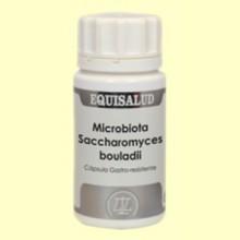 Microbiota® Saccharomyces Boulardii - 60 cápsulas - Equisalud