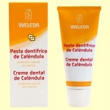 Pasta Dentrifica de Calendula 75 ml de Weleda