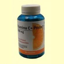 Vitamina C + Protect 1000 mg Espadiet 90 cápsulas