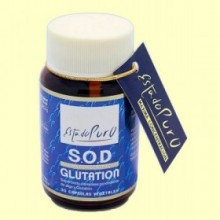 SOD Glutation - 30 cápsulas - Tongil