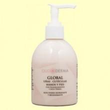 Crema Global - Uñas Cutículas Manos y Pies  - 250 ml - Artesania Agricola