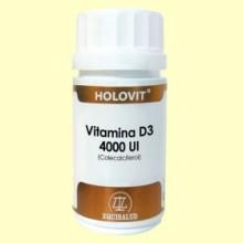 Holovit Vitamina D3 4000 UI - 50 perlas - Equisalud