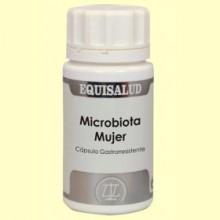 Microbiota Mujer - 60 cápsulas - Equisalud