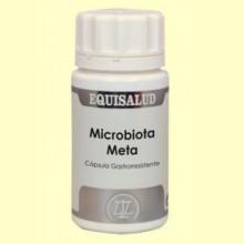 Microbiota Meta - 60 cápsulas - Equisalud