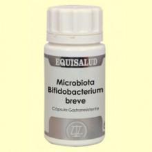 Microbiota Bifidobacterium Breve - 60 cápsulas - Equisalud