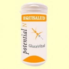 Glucevital - 60 cápsulas - Equisalud